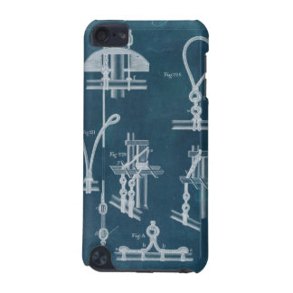 Nautical Detail Blueprint IV iPod Touch 5G Cover