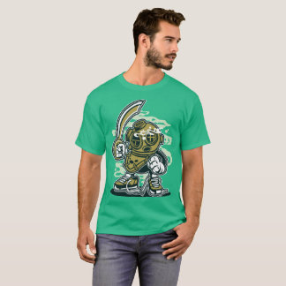 Nautical Diver T-Shirt