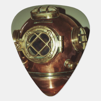 Nautical Diving Helmet Plectrum