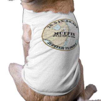 Nautical Dog Nautical Jupiter Florida Shirt