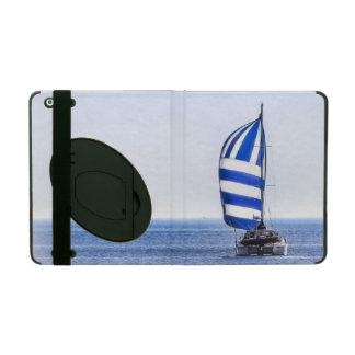 Nautical Dreams iPad Folio Case