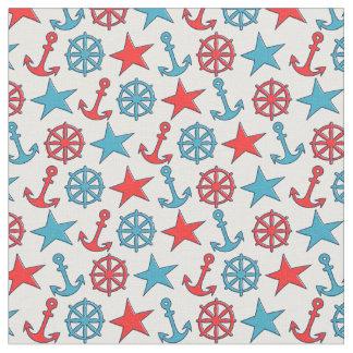 Nautical Fabric, Kids' Fabric, Fun Fabric