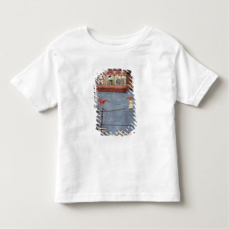 Nautical Festival before Sultan Ahmed III Toddler T-Shirt
