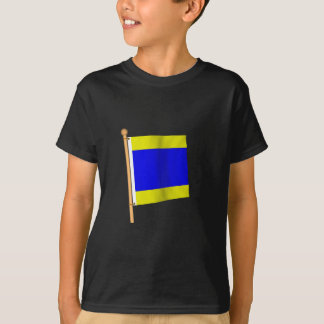 Nautical Flag 'D' T-Shirt