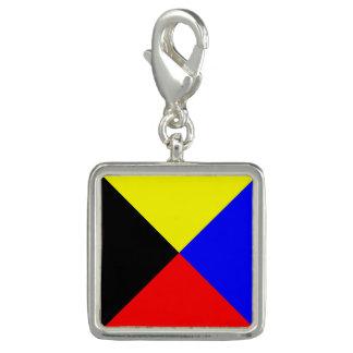 "Nautical Flag Letter Z ""Zulu"""