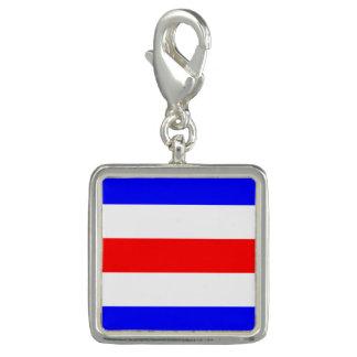 "Nautical Flag Signal Code Letter C ""Charlie"""