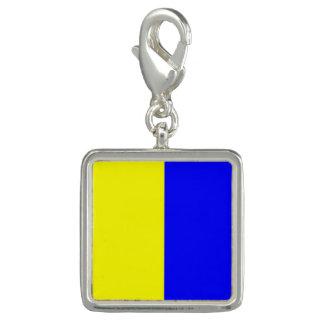 "Nautical Flag Signal Code Letter K ""Kilo"""