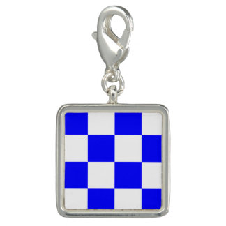 "Nautical Flag Signal Code Letter N ""November"""