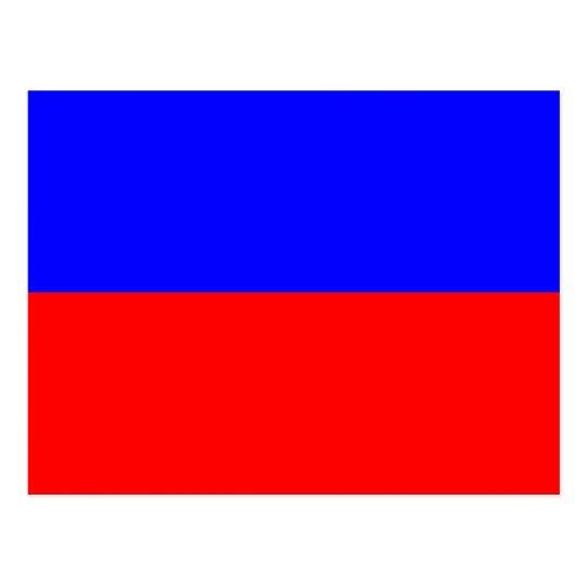Art Décor: Nautical Flag Signal Letter E (Echo) Postcard