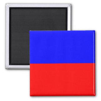 Nautical Flag Signal Letter E (Echo) Square Magnet