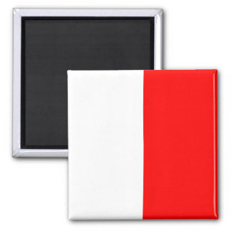 Nautical Flag Signal Letter H (Hotel) Square Magnet