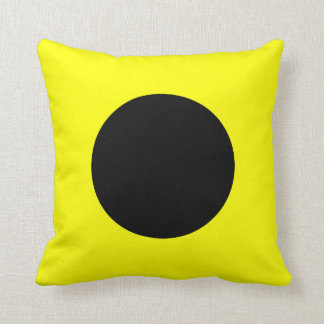 Nautical Flag Signal Letter I Cushion