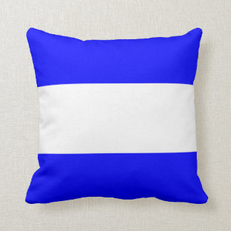 Nautical Flag Signal Letter J Cushion