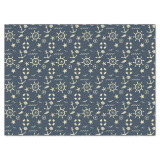 Nautical Gift Wrap Tissue Tissue Paper