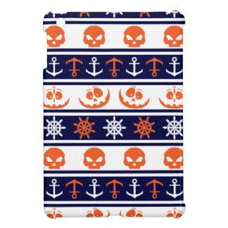 Nautical Halloween pattern Case For The iPad Mini