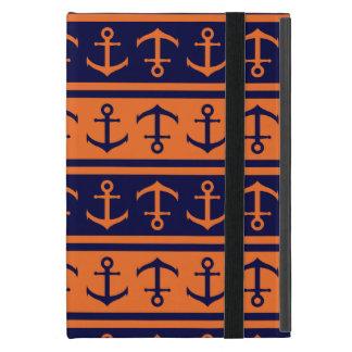Nautical Halloween pattern iPad Mini Cover
