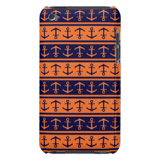 Nautical Halloween pattern iPod Touch Case