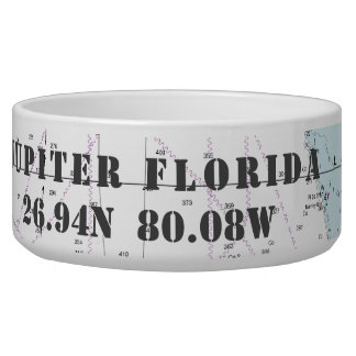 Nautical Jupiter Florida Latitude Longitude