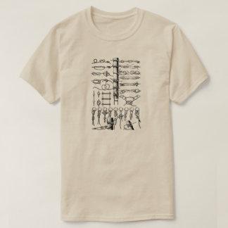 Nautical Knots Chart Vintage T-Shirt