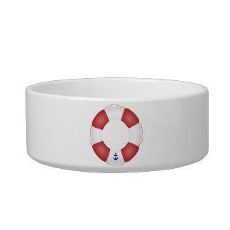 Nautical Life preserver Bowl
