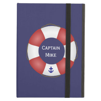 Nautical Life preserver Case For iPad Air