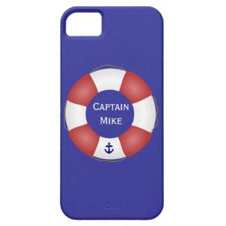 Nautical Life preserver iPhone 5 Case