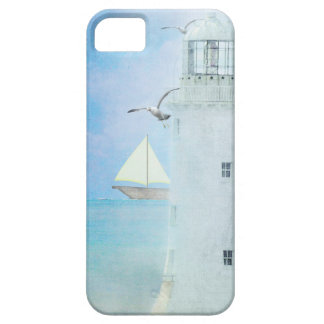 Nautical Light iPhone 5 Covers