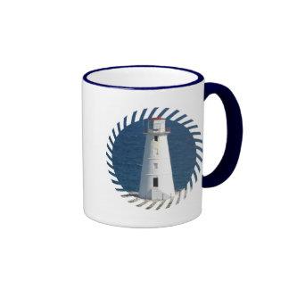 Nautical Lighthouse Coffee Mug
