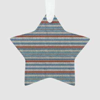 Nautical Linen Stripe