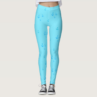 Nautical Love Leggings
