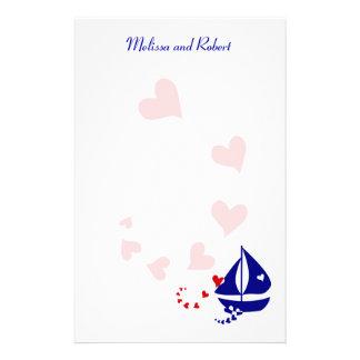 Nautical Love Stationery