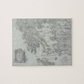 Nautical Map Jigsaw Puzzle