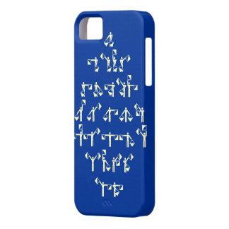 Nautical Maritime Semaphore Flag Signal Alphabet iPhone 5 Covers