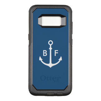 Nautical Monogram Case
