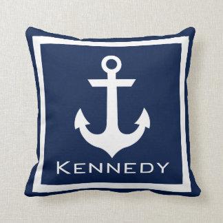 Nautical Name Cushion
