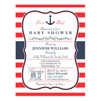 Boy Baby Shower Invitation Ideas was amazing invitation template