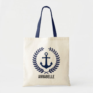 Nautical Navy Colored Personalized