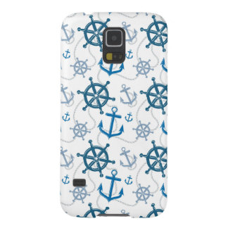 Nautical pattern case for galaxy s5