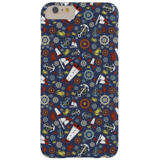 Nautical Print iPhone 6 Plus Case