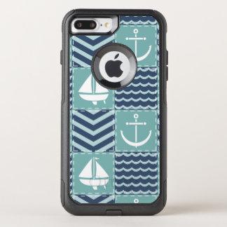 Nautical Quilt Otterbox Phone Case
