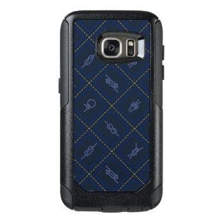 Nautical Rope Knot Pattern OtterBox Samsung Galaxy S7 Case