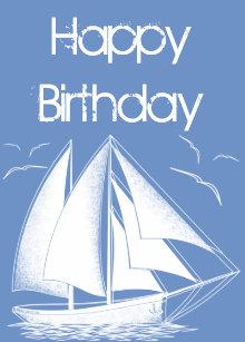 sailor birthday cards zazzle uk
