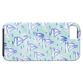 Nautical Sailboat Iphone Case iPhone 5/5S Covers