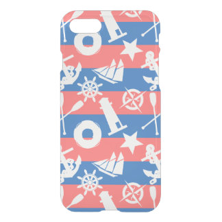 Nautical Sailing Pattern iPhone 7 Case