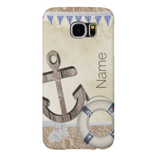 Nautical Samsung Galaxy S6 Cases