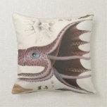 """Nautical/Sea Life/Squid/Octopus 20"""" Pillow"""