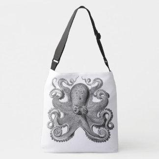 Nautical sea  Octopus decor tote Bag