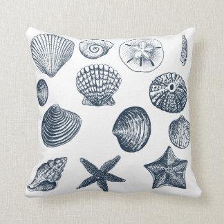 Nautical Shells Cushion