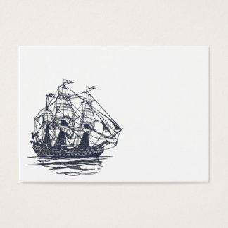 Nautical Ship Business Card