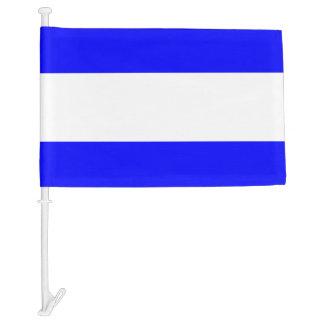 Nautical Signal Flag Juliett Letter J Car Flag